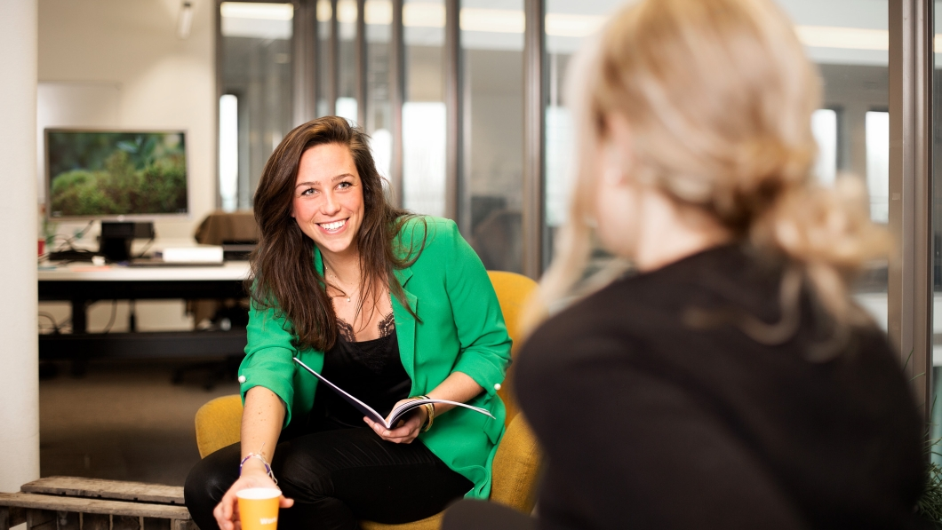 Scriptie, stage en traineeships